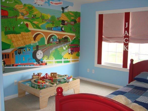 Thomas The Train Bedroom Best Interior Furniture