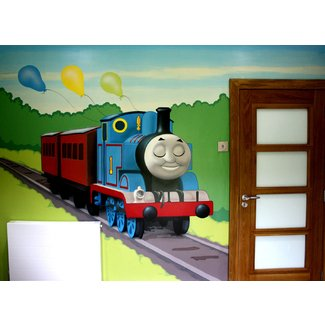 Thomas The Train Bedroom Ideas - Home Design Ideas