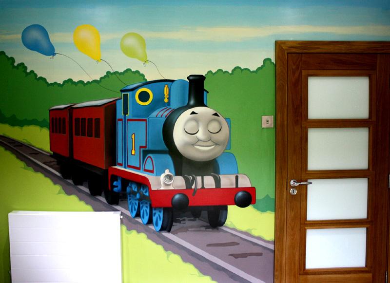 Thomas The Train Bedroom Ideas   Home Design Ideas