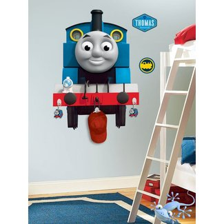Thomas the Train Wall Decor Collection for Train-Themed ...