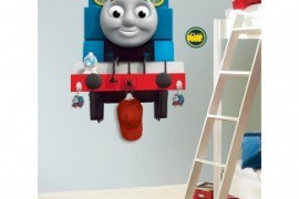 Thomas The Train Room Decor