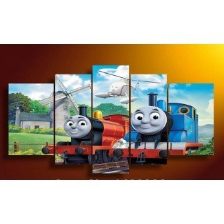 Thomas Train Wall Art   Thomas The Train Clip Art
