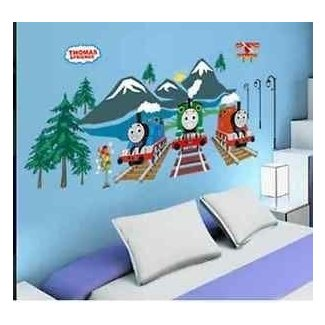 Thomas Train Wall Sticker Decals Kids Room