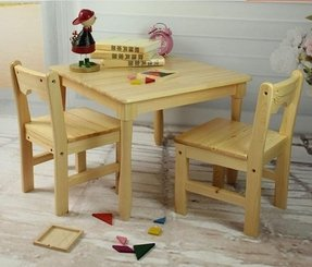 Montessori Table And Chairs You Ll Love In 2021 Visualhunt