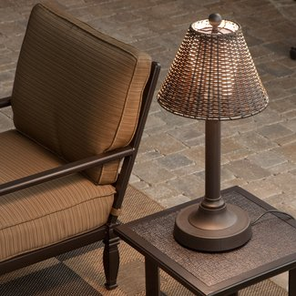 Brand-new Outdoor Table Lamps Battery Operated - Visual Hunt LA87