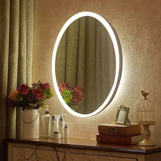Top 10 Best LED Lighted Vanity Mirrors in 2017 ...