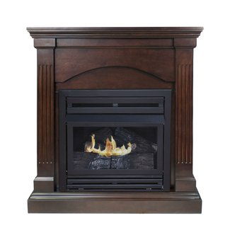 Top 10 Dual Fuel Ventless Gas Fireplace Review | Best