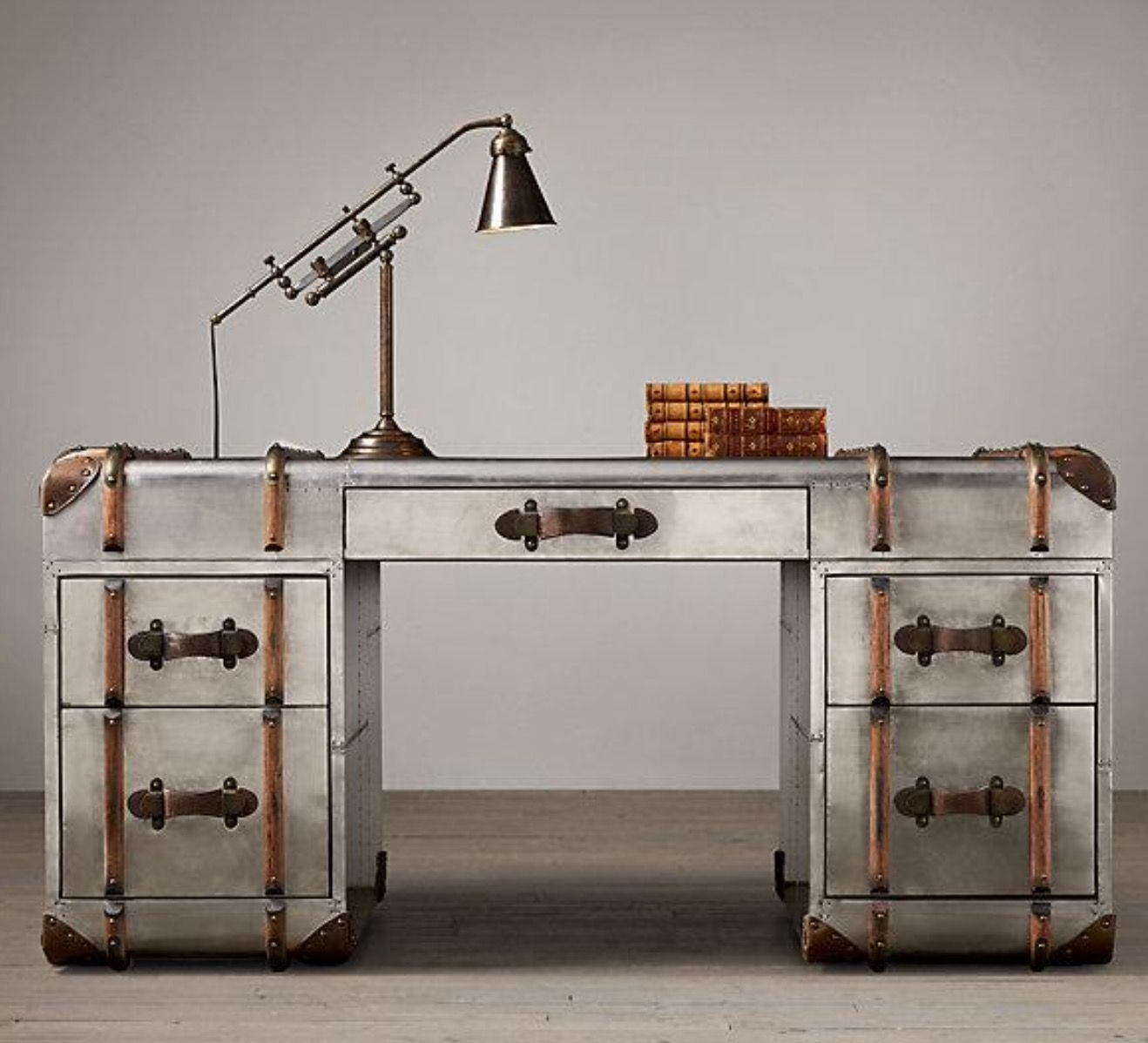 Trunk Desk