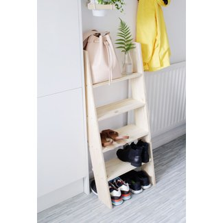 Tuesday Shoesday – Space saving shoe storage