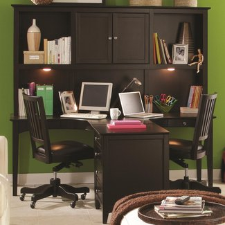 Two Person Desk In Multipurpose Home Liatorp Ikea