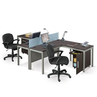 two-person-workstation-desk – Computer Deskz
