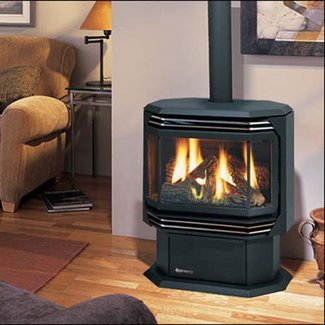 Types 18 Free Standing Ventless Gas Fireplaces | Wallpaper ...