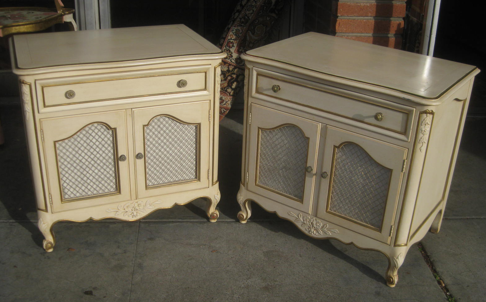 Merveilleux UHURU FURNITURE U0026 COLLECTIBLES: SOLD   French Provincial .