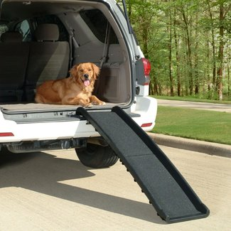 Ultralite Bi-Fold Dog Ramp | eBay