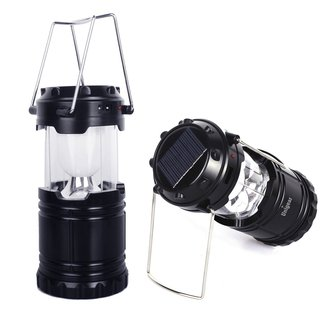 Unigear Solar Rechargeable Camping Lantern, Portable LED ...