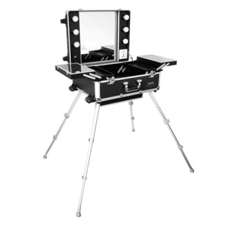 """Uniquely Extra Large NYX Make Up Artist Vanity Table ..."