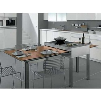 Value of Space Saving Kitchen Tables | My Home Design