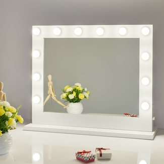 Vanity Mirror with Lights | eBay