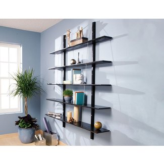 Vertical Bookshelves space saving vacuum storage bags