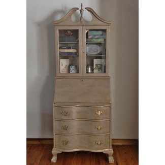 Sensational Secretary Desk With Hutch Visual Hunt Home Interior And Landscaping Mentranervesignezvosmurscom