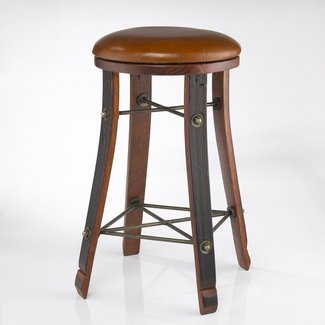 Superb 50 Wine Barrel Bar Stools Youll Love In 2020 Visual Hunt Short Links Chair Design For Home Short Linksinfo