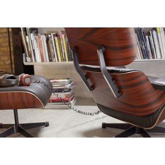 Vitra Lounge Chair von Charles & Ray Eames, 1956 ...