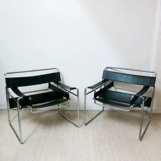 Wassily Chair by Marcel Breuer, 1980s for sale at Pamono