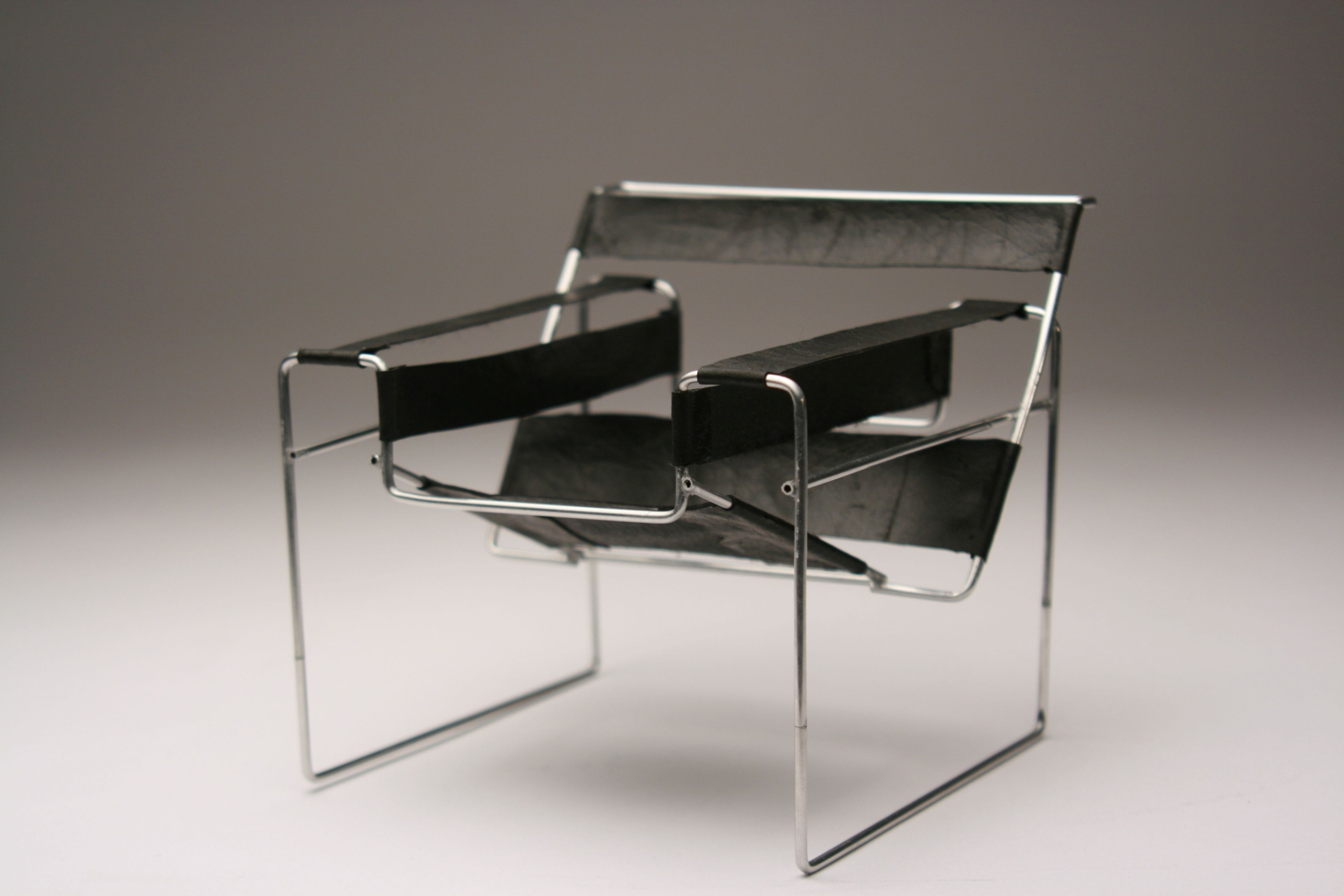 Wassily Chair By Marcel Breuer Leather Chair Wassily Chair .