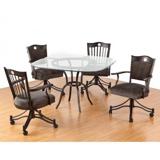 We Dining Chairs With Casters Swivel - All chairs design