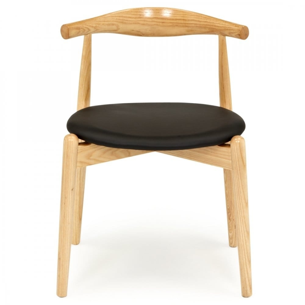 Wegner Elbow Chair   ZINZAN   Classic Design At Affordable