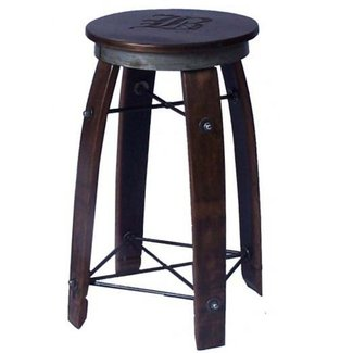 Wine Barrel Bar Stools - Foter