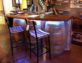 50 Wine Barrel Bar Stools You Ll Love