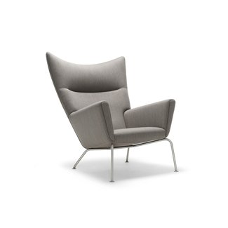 Wing chair by Hans J Wegner, CH445 - Carl Hansen