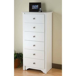 Winslow Skinny Dresser | Space Saving Nursery Solutions ...