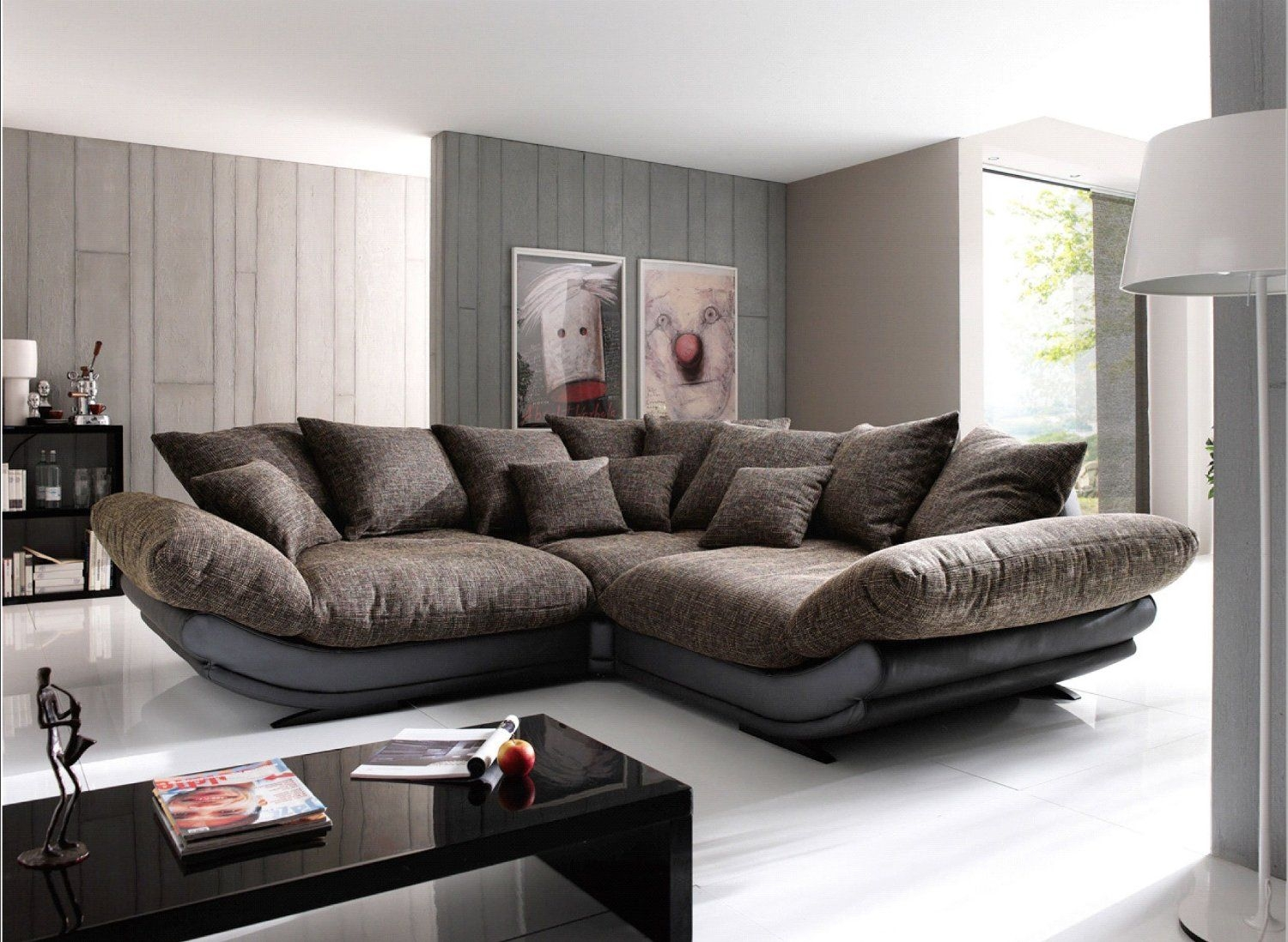 Exceptional Wonderful Extra Large Sectional Sofa U2014 Home Design .