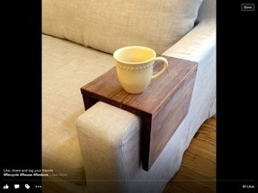 50 Couch Arm Table You Ll Love In 2020