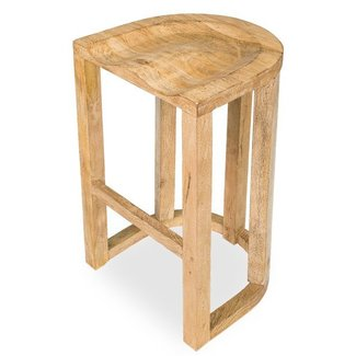 Wooden Tractor Seat Bar Stools Visual Hunt