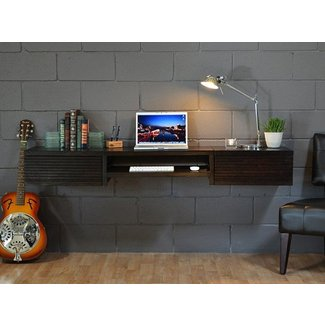 Woodwork Wall Mounted Computer Desk Plans PDF Plans