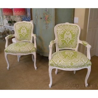 You can never have too many French chairs... collection on