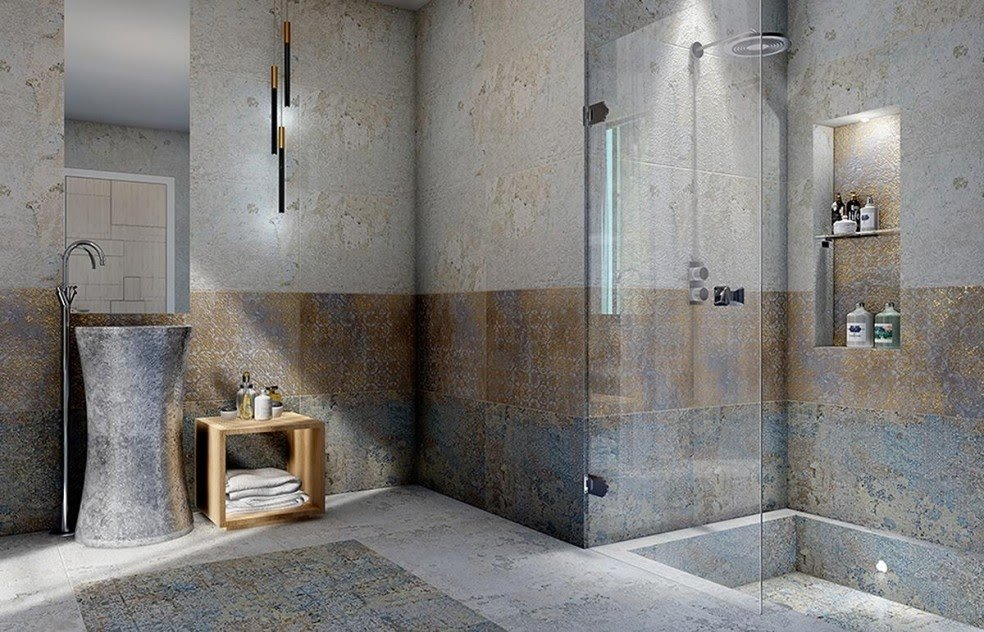The Best Shower Tile Ideas And Diy Tiling Tips Visual Hunt