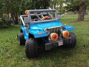 Jeep Power Wheels - Visual Hunt