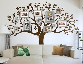 Family Tree Wall Decal You Ll Love In 2020 Visualhunt