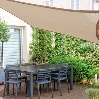 20' x 13' Rectangle Shade Sail