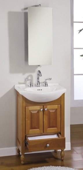 50 Narrow Depth Bathroom Vanity You Ll