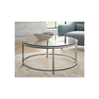 Circular Glass Coffee Table You Ll Love In 2020 Visualhunt