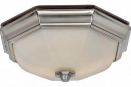 Decorative Bathroom Exhaust Fan With Light
