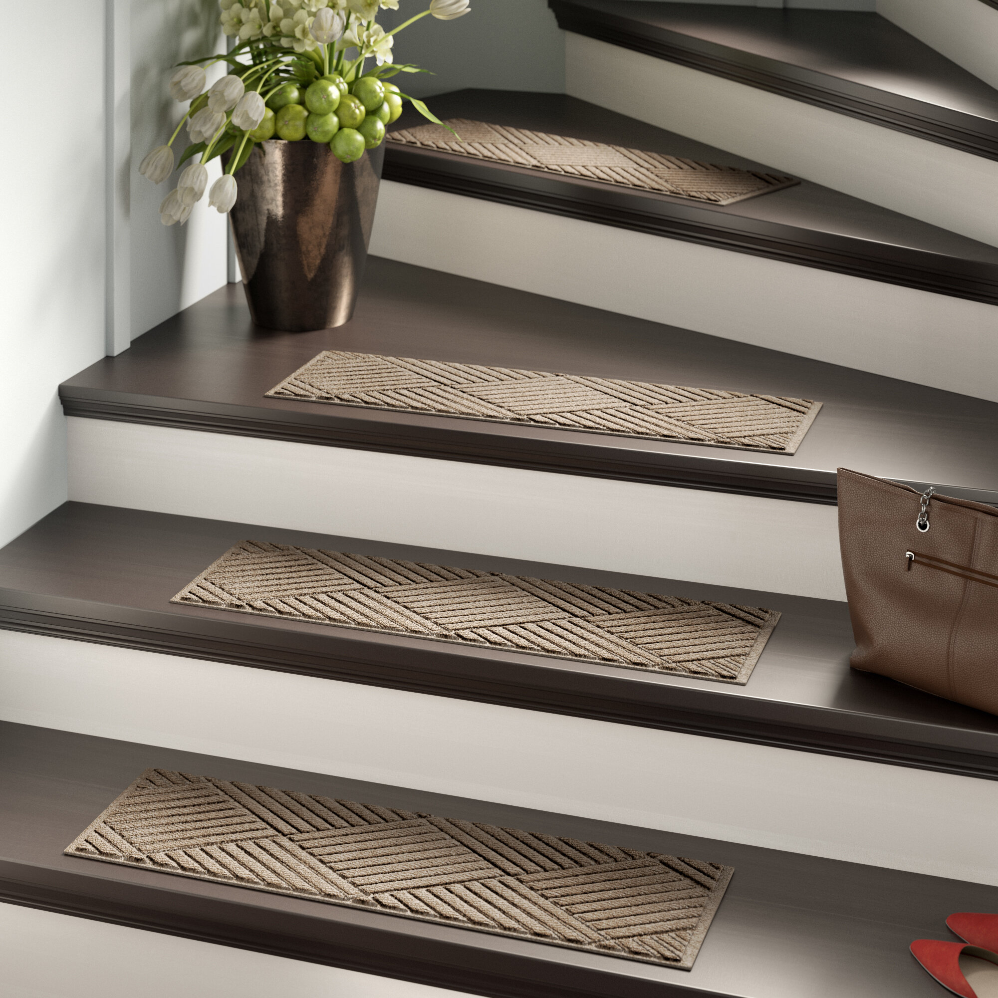 Amald Diamond Stair Tread