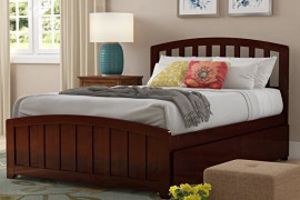 Twin XL Platform Bed