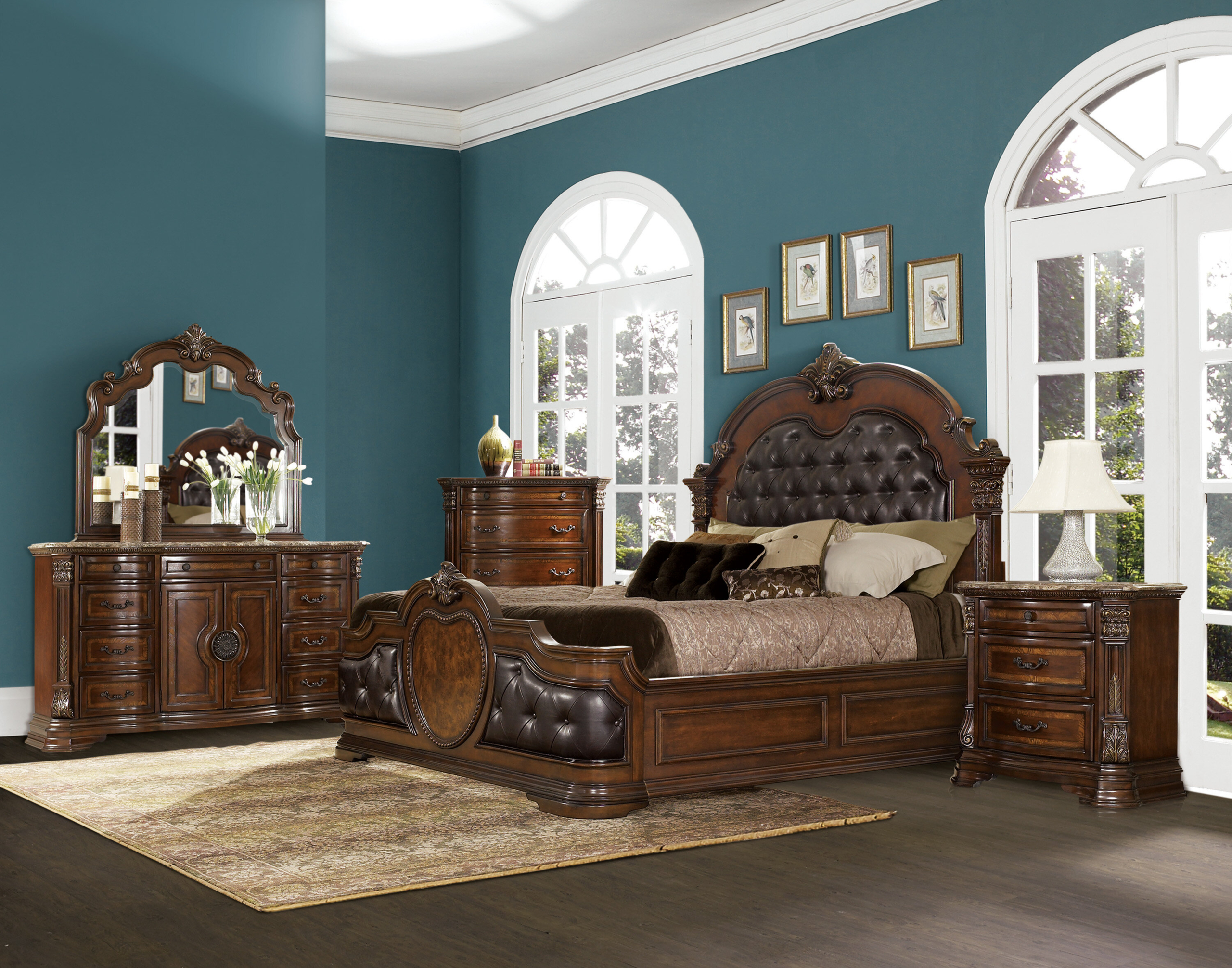 Cherry Wood Bedroom Furniture - Visual Hunt