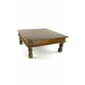Asuncion Moroccan Tea Coffee Table